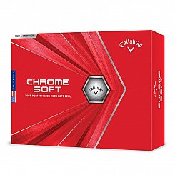 Callaway Chrome Soft 2020 - White