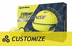 TaylorMade Tour Response - Yellow - Customize