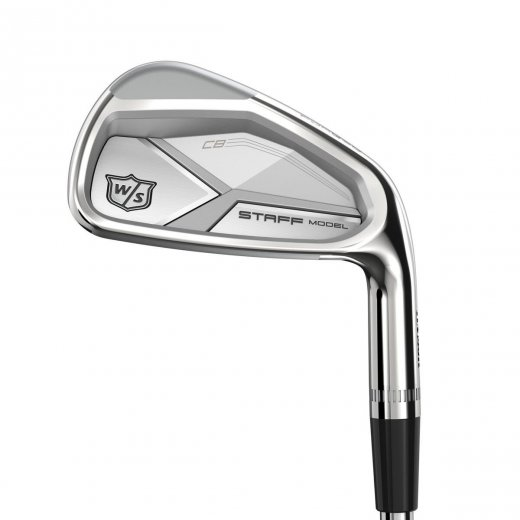 Wilson Staff Model CB - 6 irons - Steel (Custom)