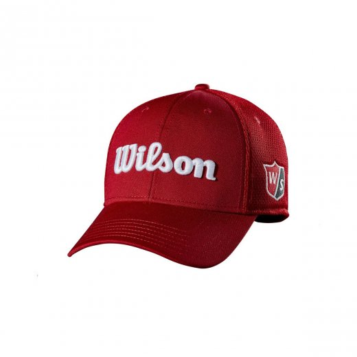 Wilson Pro Tour Mesh - Red