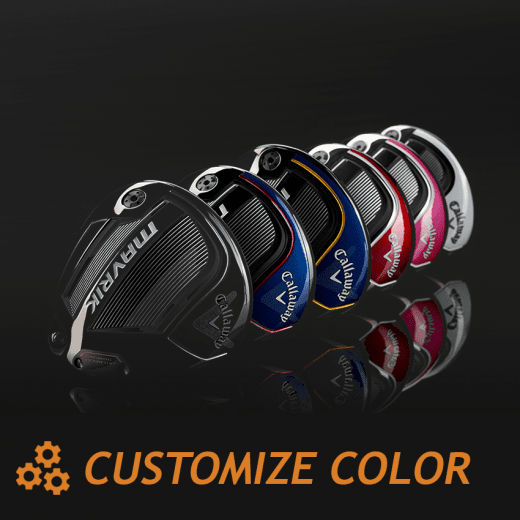 Mavrik custom color crown medallions