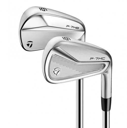 TaylorMade COMBO P7MB + P7MC - 6 Clubs - Steel