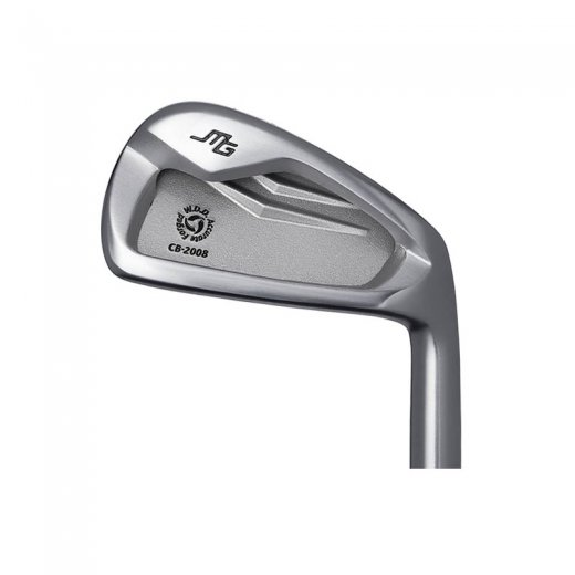 Miura MG CB 2008 Chrome - 6 irons - Steel (custom)