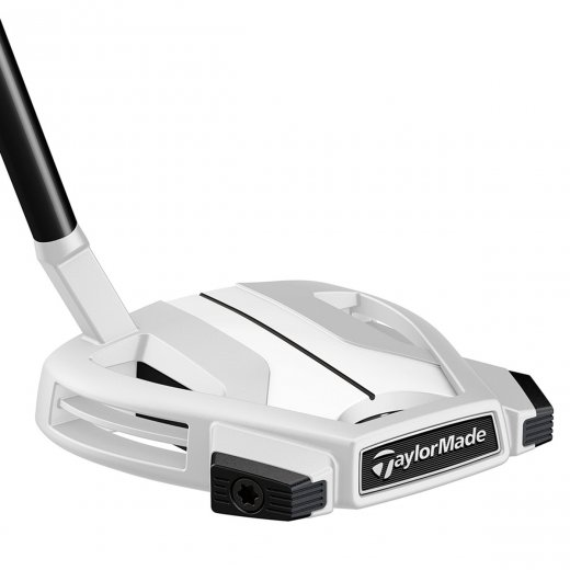 TaylorMade Spider X Chalk/White Slant Neck